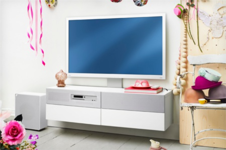 Ikea set to introduce furniture with integrated home for Ikea meuble tele