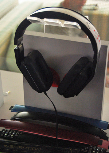 The Inspiration is the first active noise cancelling headphones from Monster.