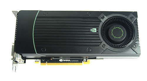 For a high-end graphics card, the GeForce GTX 670 is actually pretty compact, measuring in at around 9.5 inches. This means it'll fit into most casings with ease.