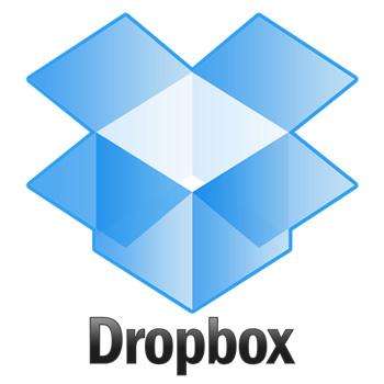 how to send a dropbox link