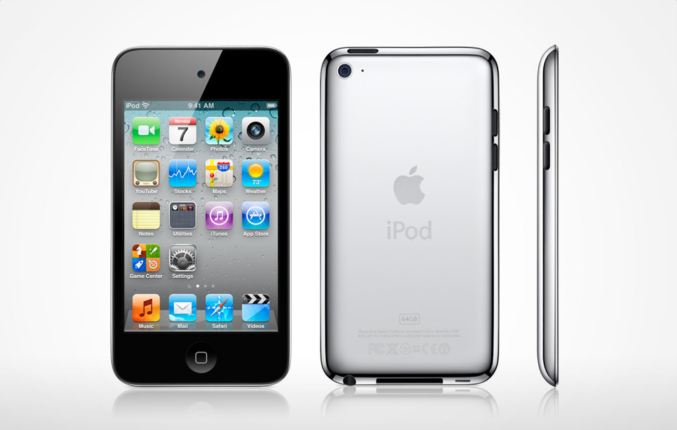 The iPod Touch has not seen a hardware refresh since September 2010 (Image Source: Apple)