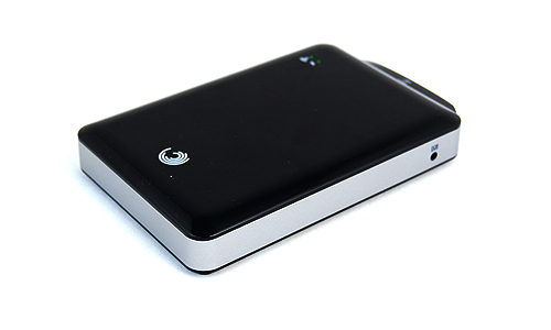 The Seagate GoFlex Satellite is a nifty device and is highly recommended for those who want to carry their media library close at hand.