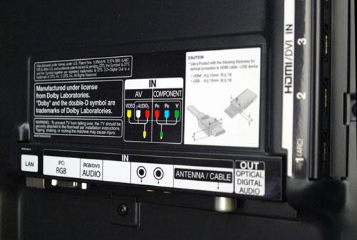 Design  U0026 Features   Lg Lm9600 55