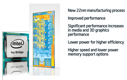 Intel summarizes what users can expect from their new processors.