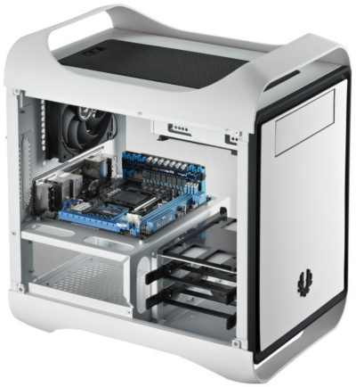 Prodigy in Arctic White (Image source: BitFenix)