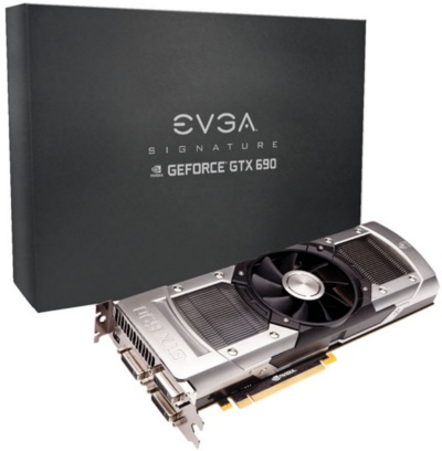 EVGA GeForce GTX 690 Signature