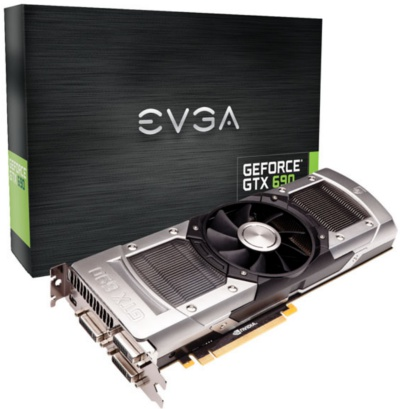EVGA GeForce GTX 690