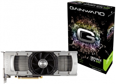 Gainward GeForce GTX 690 4GB