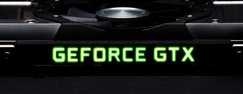 Bonus style points awarded for the green LED lighting on the top plate of the graphics card. It will surely look fancy in an windowed casing.
