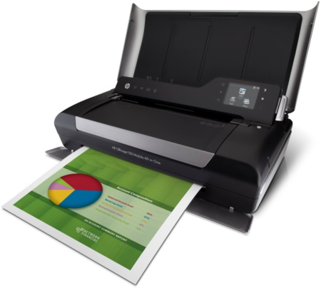 HP Officejet 150 Mobile All-in-One Photo #1
