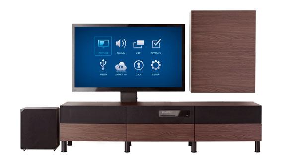 Ikea Uppleva Televisie : Ikeas uppleva tv to feature video streaming apps html5 browser