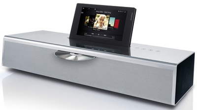introducing the loewe soundbox soundvision and air speaker. Black Bedroom Furniture Sets. Home Design Ideas