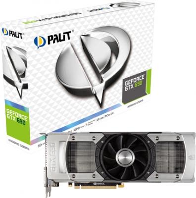 Palit GeForce GTX 690 (4096MB GDDR5)