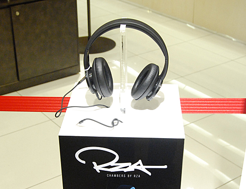 The RZA Premium, as you can tell by the name, are their best headphones on offer with active noise cancelling and a neutral tone for audio reproduction.