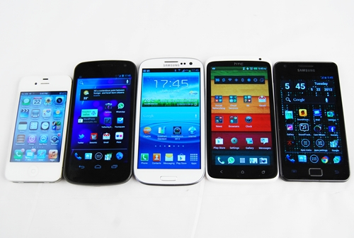 The Samsung Galaxy S III comes well-prepared and may very well edge out some of its closer competitors.