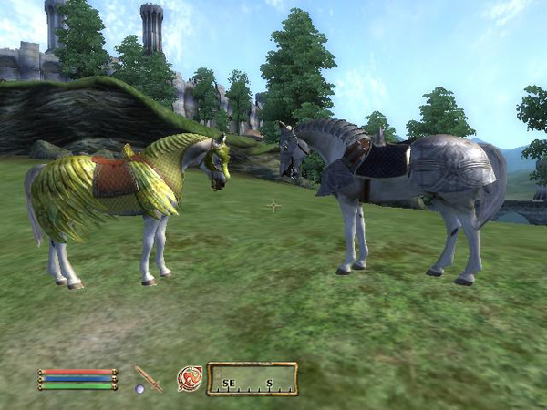 One of the first and most insidious uses of DLCl was by Bethesda, who charged 200 Microsoft Points (US$2.50) for in-game horse armor, which were purely cosmetic.
