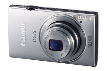 The Canon IXUS 240 HS