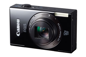 The Canon IXUS 510 HS
