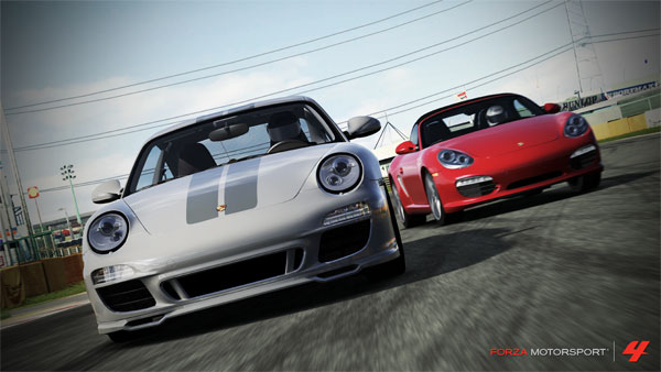 Turn10 admits that Porsche should have been in the game in the first place, but now charges US$20 for them? What the...