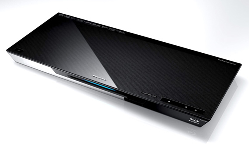 The DMP-BDT320 is Panasonic's top of the line Blu-ray player and comes with both Smart TV functionality and 3D Blu-ray playback support. Unlike the Smart TV aspect that helps extend your TV's capabilities, it can't convert your non-3D capable TV to offer that support - so don't get the wrong idea!