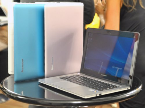 The new Ultrabooks remain largely the same as Lenovo's previous generation of Ultrabooks. All are generously covered in aluminum, a luxurious material which also happens to dissipate heat pretty well.