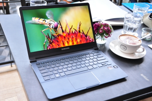 The new Samsung Notebook Series 9