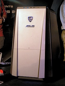Meet the ASUS ROG Tytan CG8890, a seemingly 'tame' premium gaming desktop...