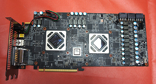"Codenamed ""New Zealand"", AMD's dual-GPU card will feature two ""Tahiti"" cores on a single PCB."