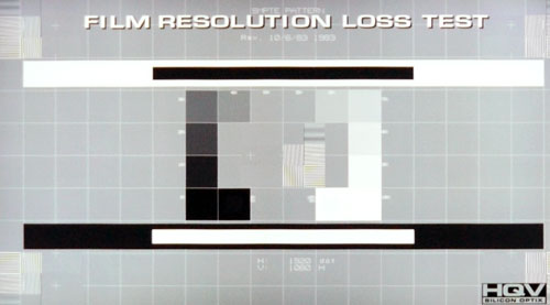 HQV's Film Resolution Loss Test: Sony TVs seldom disappoint in this aspect, and it's the same with the HX855. The display exhibited excellent inverse cadence processing with Real Cinema enabled.