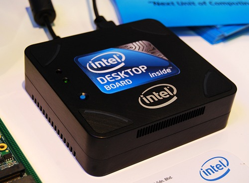 Is this miniscule box going to be your next PC?