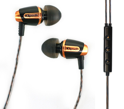 Klipsch Reference S4i earphones (Dynamic Driver technology)