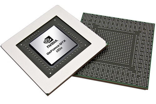 The GeForce GTX 680M offers up to 80% more performance than the previous GeForce GTX 580M.