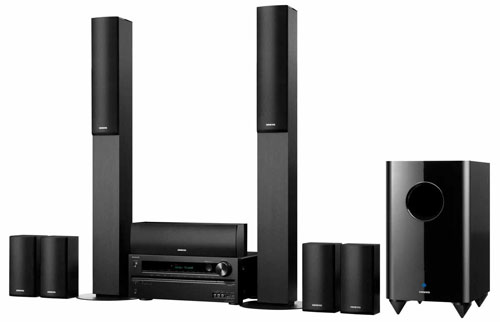 The HT-S7500 (Image credit: Onkyo)