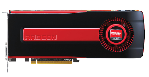 The Radeon HD 7970 GHz Edition is physically identical to the original HD 7970.