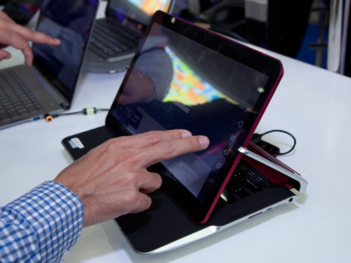 Ultrabooks will lead the transformation of computing experience with touch capable screens.