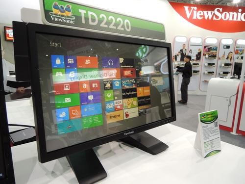 ViewSonic TD220