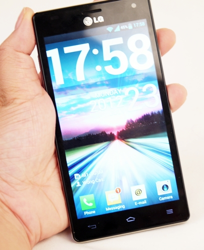 Presenting to you, the most affordable quad-core phone in town - LG Optimus 4X HD.