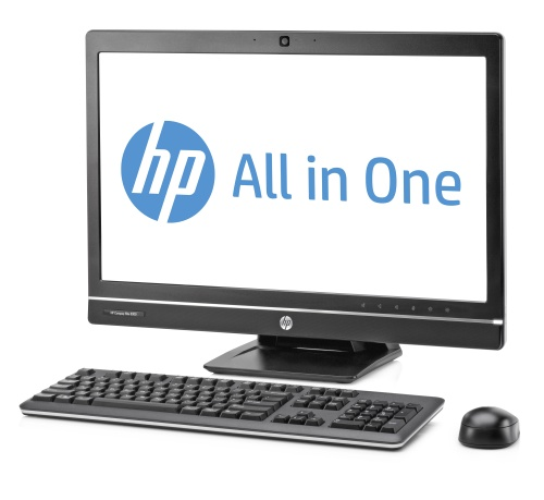 Sporting an attractive, space-efficient design with a 23-inch diagonal, full HD display and standard SRS Premium Sound PRO, the HP Compaq Elite 8300 All-in-One is the company's most powerful, multimedia all-in-one - powered by Intel Core vPro processors for optimum performance and added touch functionality