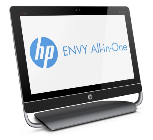 Elegant yet robust, the HP ENVY 23 comes with a 23-inch HD display and Beats Audio, as well as optional HDMI-in port, Blu-ray Disc drive and TV Tuner