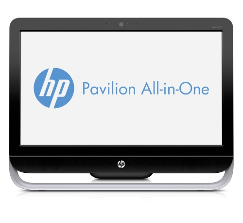 Powered by either Intel or AMD processors, the HP Pavilion 23 All-in-One sports a slim and elegant easel design and offers essential features and processing power for everyday computing tasks