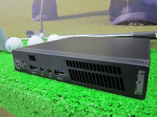 "The incredibly small yet powerful ThinkCentre M92p ""Tiny"" may be an enterprise machine for now, but don't be surprised when you see such form factors for the masses soon."