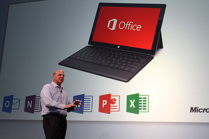Of course, a new version of Office should come with new app icons.