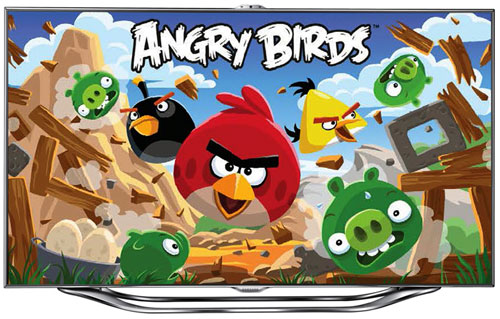 Image credit: Samsung and Rovio