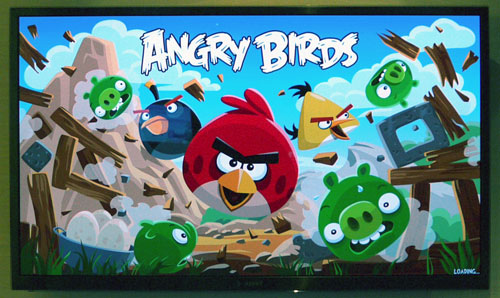 Angry Birds has taken the world by storm ever since its arrival in 2009. We shall see if TV viewers would find the Smart TV version as compelling as the mobile app.