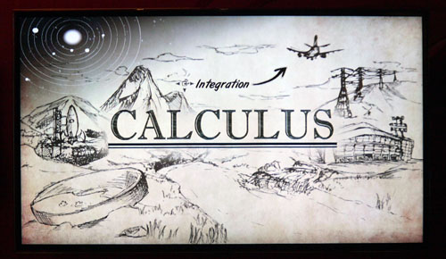The Calculus app offers a beautiful presentation and explanation on an otherwise dry and boring mathematical subject.