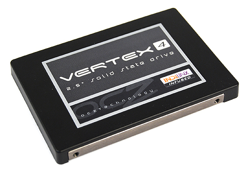 The OCZ Vertex 4 is the latest high-end consumer SSD from OCZ Technology and it uses an all-new Indilinx Everest 2 controller.
