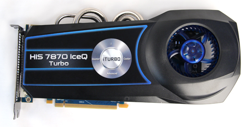 HIS Radeon HD 7870 IceQ Turbo