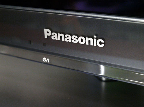 The brand's logo is etched distinctly in the middle of the bezel, while the TV's relatively neutral colors should blend in well with modern home decors.
