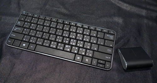 Microsoft's new Wedge Mobile Keyboard and Wedge Touch Mouse