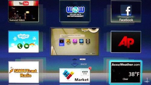 Performance I : Panasonic SC-BTT583 Blu-ray Home Theater System - A